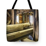 Bygone Sawmill Tote Bag