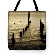 Bygones Tote Bag