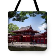 Byodoin Temple - Kyoto Japan Tote Bag