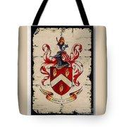 Byrne Coat Of Arms Tote Bag