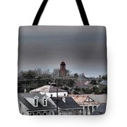 Bywater Rooftops Tote Bag