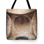 Byzantine Medieval Dome Ceiling Tote Bag