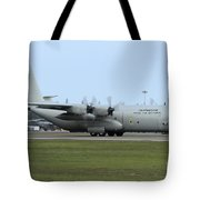 C-130j Super Hercules Of The Royal Thai Tote Bag
