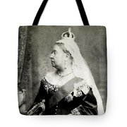 C. 1880 Her Majesty Queen Victoria Tote Bag