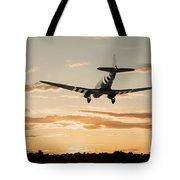C-47 Finals Tote Bag