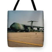 C-5 On Taxi Tote Bag
