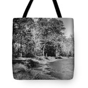 Chesapeake And Ohio Canal And Towpath Tote Bag