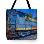 C W R 53 Tote Bag