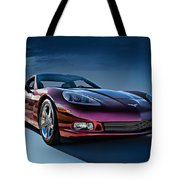 C6 Corvette Tote Bag