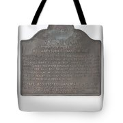 Ca-435 Saratoga Tote Bag