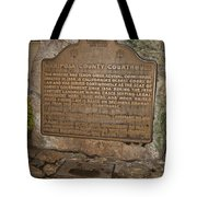 Ca-670 Mariposa County Courthouse Tote Bag