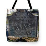 Ca-780-5 First Transcontinental Railroad - Colfax Tote Bag