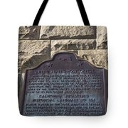 Ca-854 United States Post Office Tote Bag