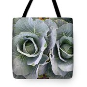 Cabbage Duo Tote Bag