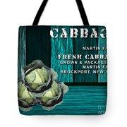 Cabbage Farm Tote Bag