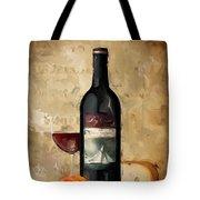 Cabernet Iv Tote Bag