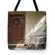 Cabin Door Tote Bag