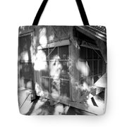 Cabin In The Wood Tote Bag