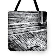 Cabin Shutters Tote Bag