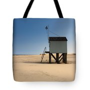 Cabin With A View. Tote Bag