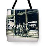 Cable Runners Tote Bag