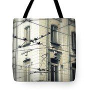 Cables Tote Bag
