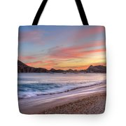 Cabo Sunset Tote Bag