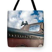 Caboose Roof Tote Bag