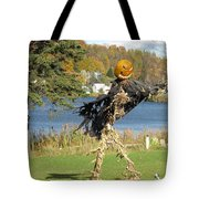 Cabot Halloween Tote Bag
