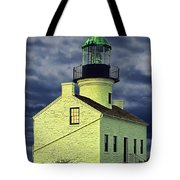 Cabrillo National Monument Lighthouse No 1 Tote Bag