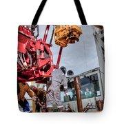 Cac005-90 Tote Bag