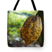 Cacao Plant Tote Bag by Aged Pixel