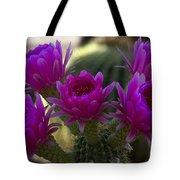 Cacti Flower Bouquet  Tote Bag