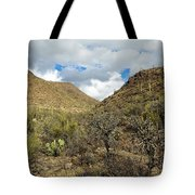 Cactus Everywhere Tote Bag