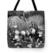 Cactus Fence- Hill Country Texas Tote Bag