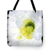 Cactus Flower II Tote Bag