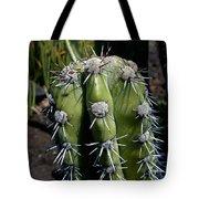 Cactus In Hawaii Tote Bag