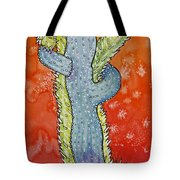 Cactus Love Tote Bag