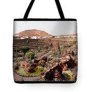 Cactus Paradise Tote Bag