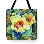 Cactus Splendor II Tote Bag