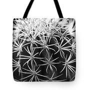 Cactus Thorn Pattern Tote Bag