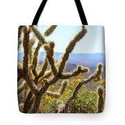 Cactus View Tote Bag