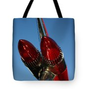 Caddie Lights Tote Bag