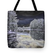 Caddo Lake II Tote Bag