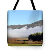 Cades Cove Fields Tote Bag