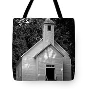 Cades Cove Missionary Baptist Church Tote Bag