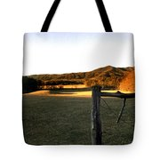 Cades Cove Tote Bag by Skip Willits