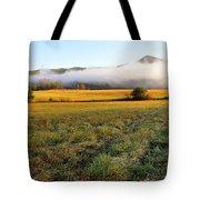 Cades Cove Valley Tote Bag