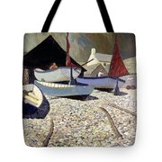 Cadgwith The Lizard Tote Bag by Eric Hains
