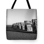 Cadillac Ranch Tote Bag